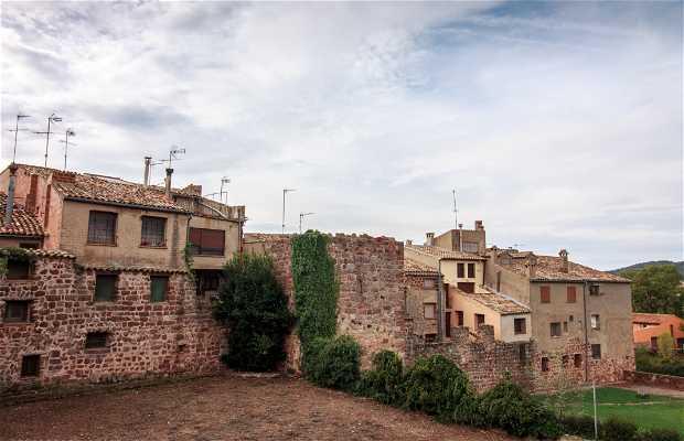 Restos da Muralha