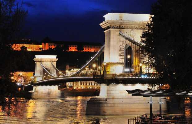 Pont des chaînes Széchenyi