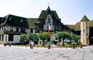 Ayuntamiento de Deauville