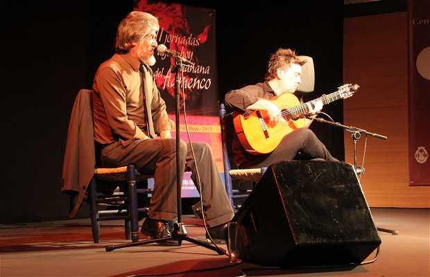 """Centro Municipal de Arte Flamenco """"La Merced"""""""