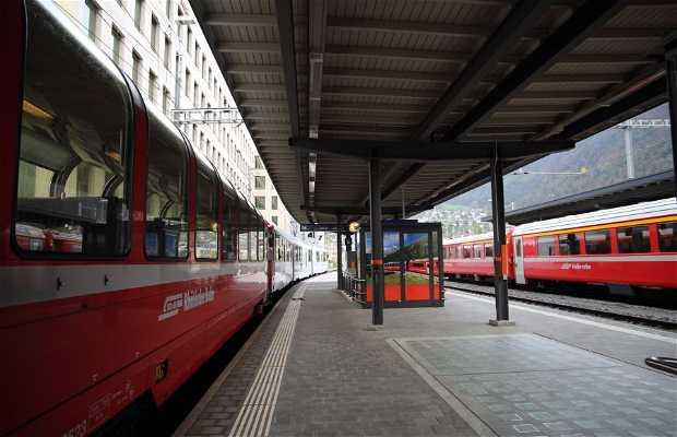 Estación de Chur