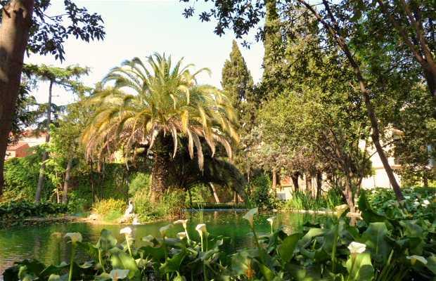 Parc de Saint Jordi - Jardins Freixa