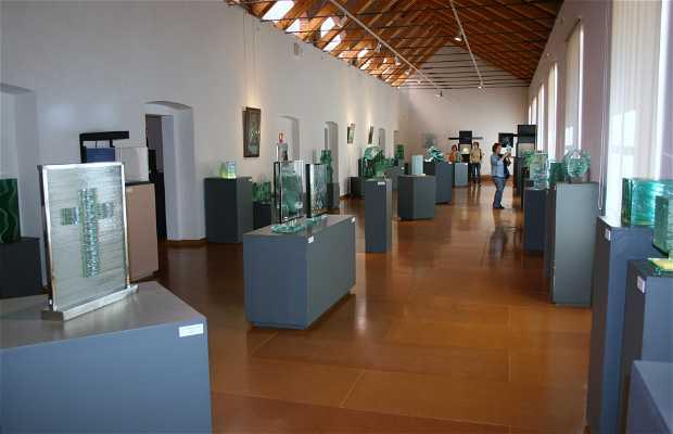 Museo del vetro di La Granja a Segovia
