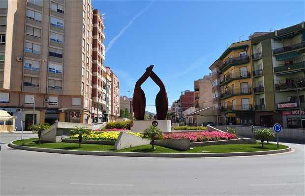 Plaza de las Cortes Españolas