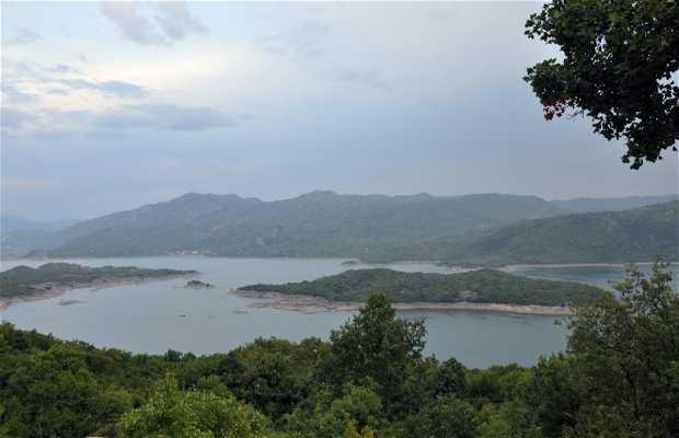 Lago di Bileca