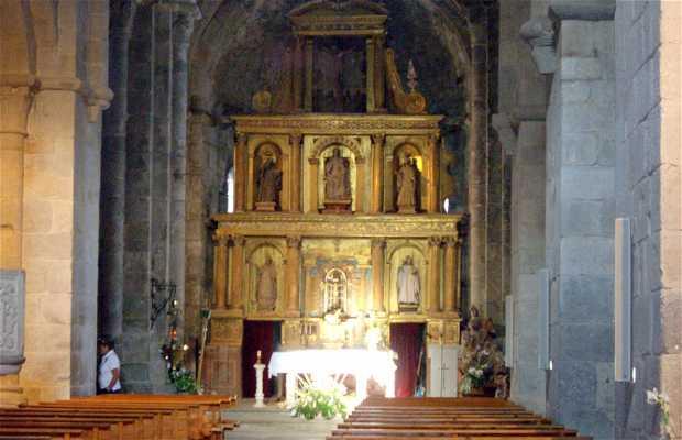Church and Monastery of San Martín