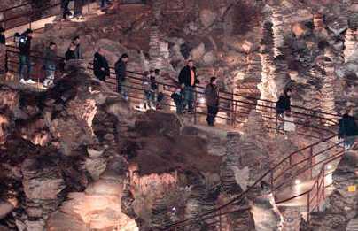 Cueva gigante