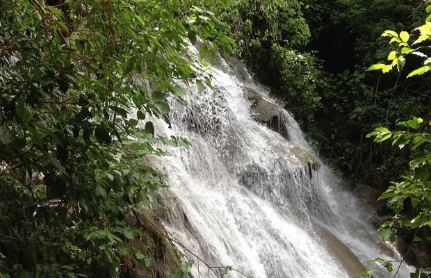 Cascada de la Monja