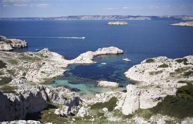 Islas del Frioul