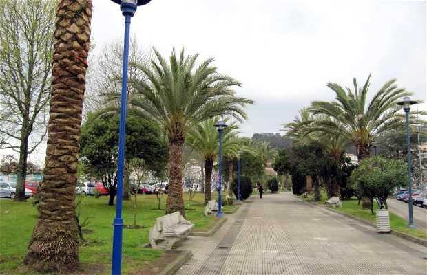 Jardines de Señal, o Alameda Nueva
