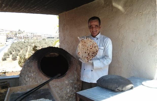Restaurante Jerash Artemis