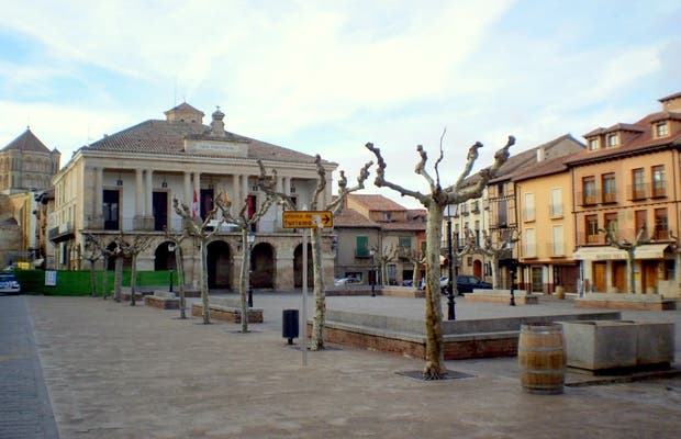 Plaza Mayor de Toro
