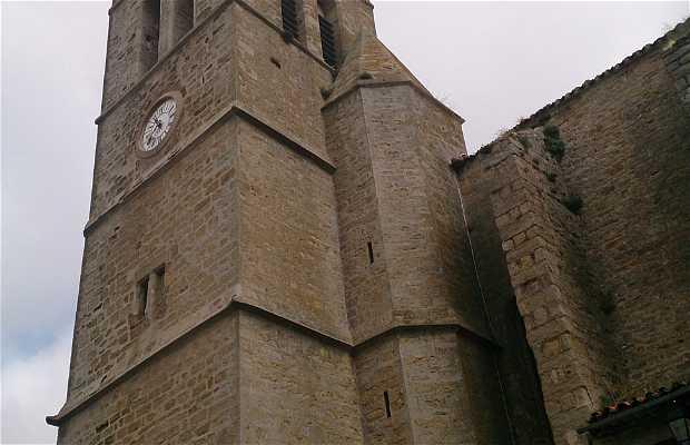 Iglesia de Trèbes