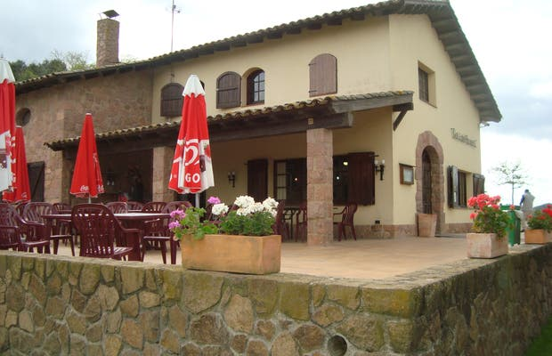 Restaurant Coll de Ravell
