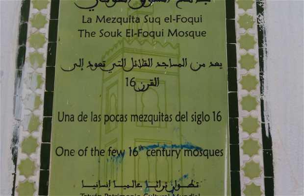 Mezquita Suq el Fuqui