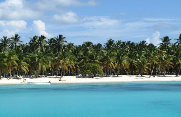 Spiaggia Bavaro a Punta Cana