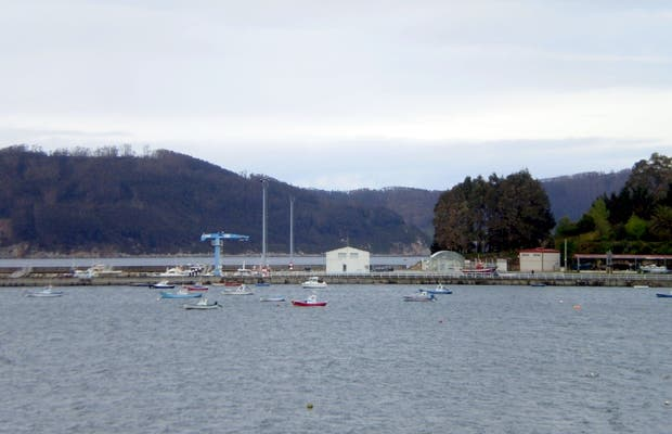 Port of Vicedo