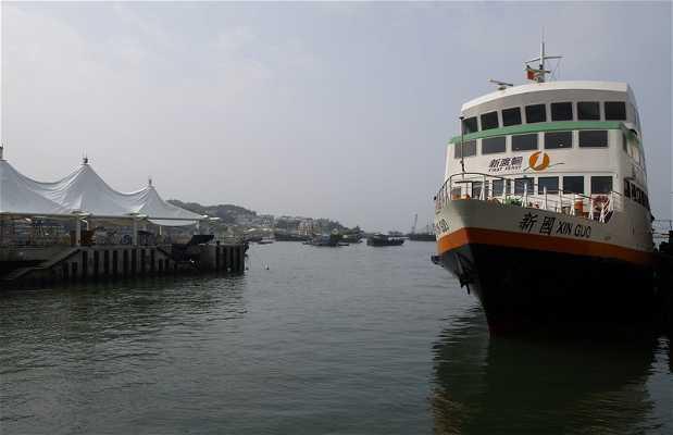 Ferries de Hong Kong