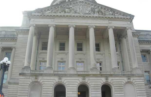Capitolio estatal de Kentucky