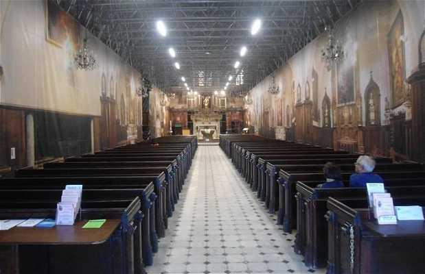 Eglise du Suquet