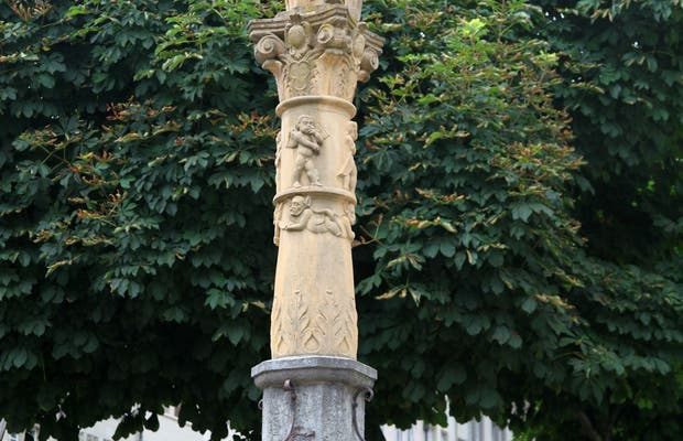 Fontaines de Fribourg