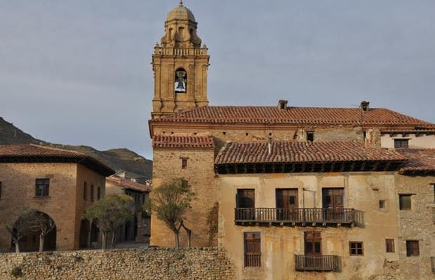 Ayuntamiento de Mirambel