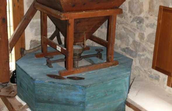 Museo del Molino Alto
