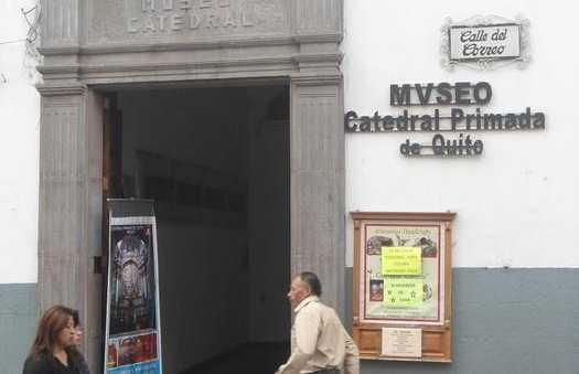 Museo catedral Primada de Quito