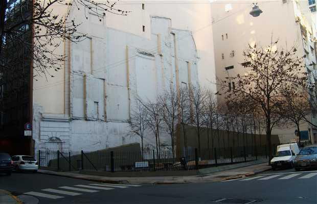 Plaza Embajada de Israel