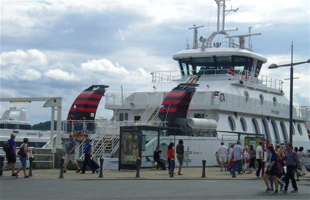 Puerto de Vippetangen