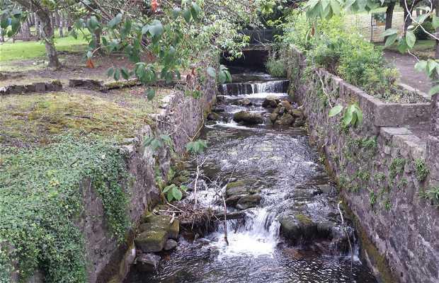 Paseo del río de Tillicoultry