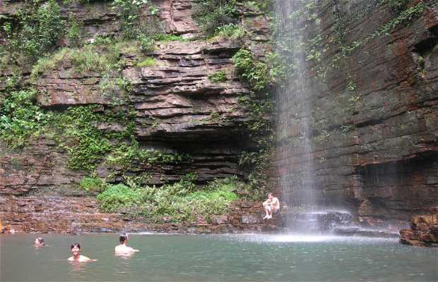 Cascada de Dindefelo