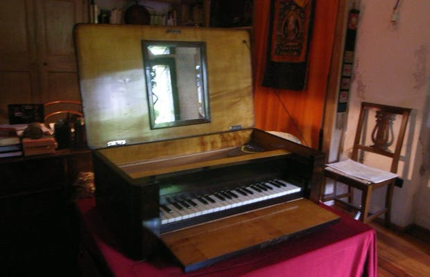 Museo del pianoforte antico
