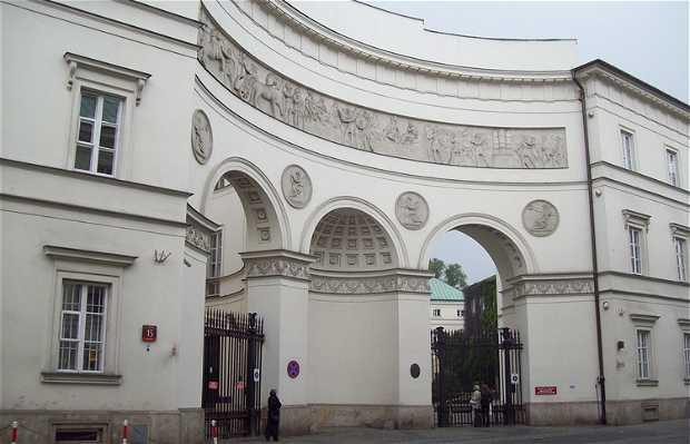 Palacio de Pac (Pałac Paca)