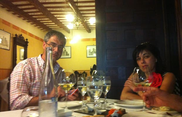 Restaurante Hostería de los Palmeros