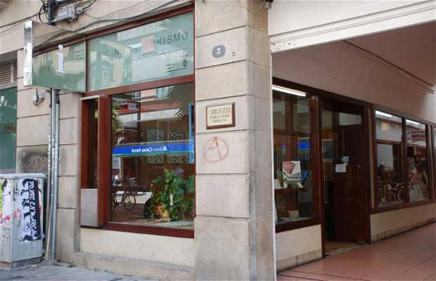 oficina de turismo de pontevedra en pontevedra 1