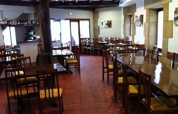 Restaurante Etxe Zahar