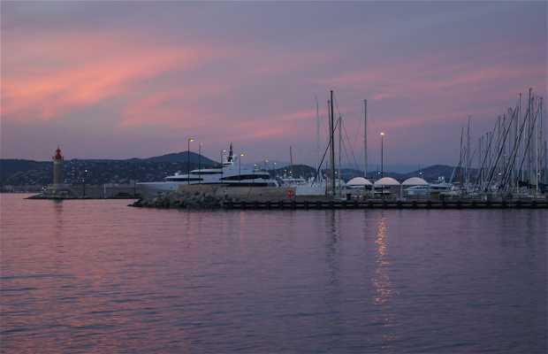 Puerto de Saint-Tropez
