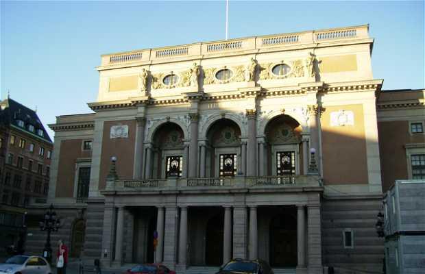 Kungliga Operan - Teatro Real de la Ópera