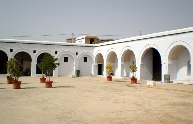 Mosque of Sidi Sahab