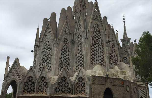 Santuario de Nuestra Señora de Montserrat de Montferri