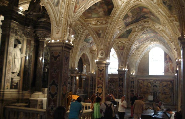 Cripta de San Andrea