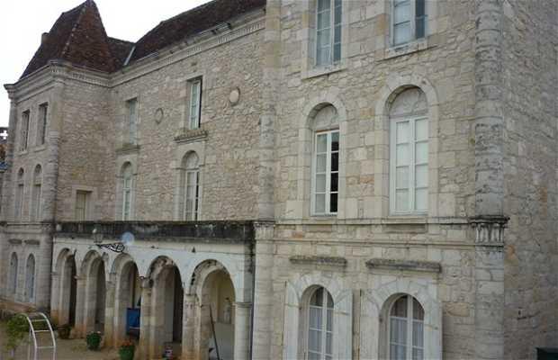 Panorama du château de Rocamadour