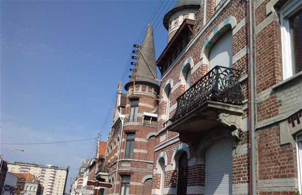 Calle Victorien Sardou
