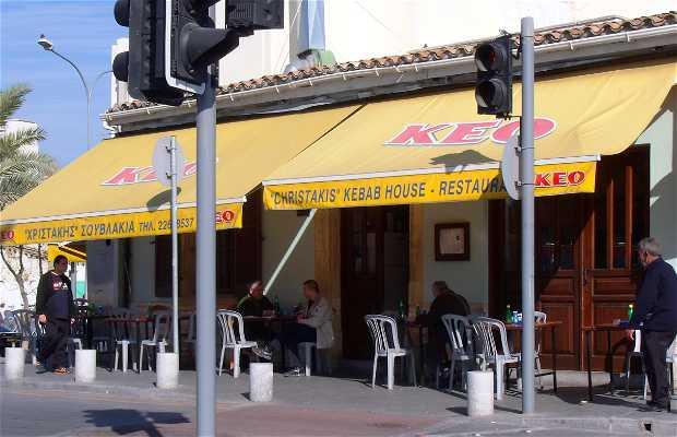 Restaurante Christakys Kebab House