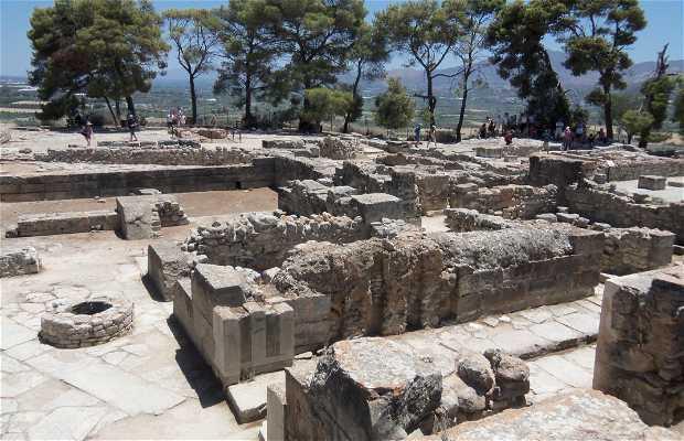 Site archéologique Phaistos