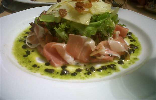 Restaurante Castillo Alcadima