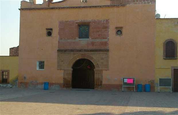 Templo y Ex-Convento de Santiago Apóstol