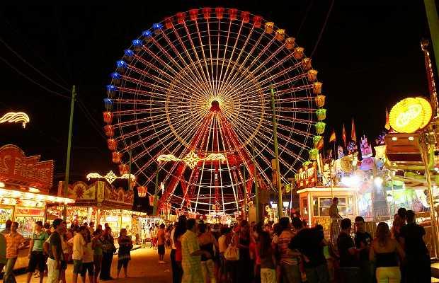 Feria de Agosto (Malaga Fair)