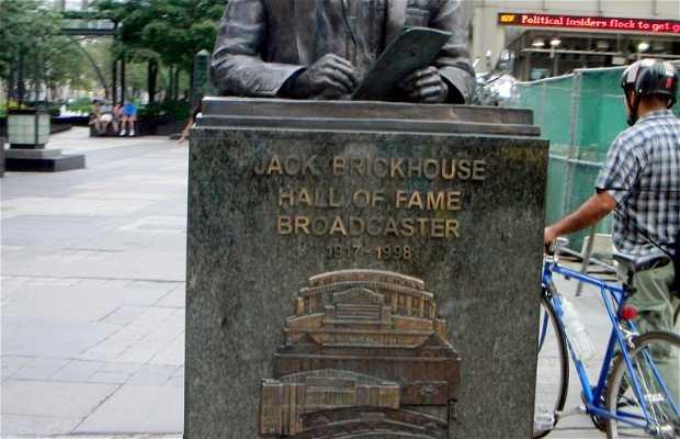 Monumento a Jack Brickhouse